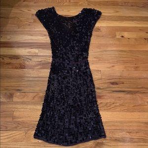 BCBG Sequins dress